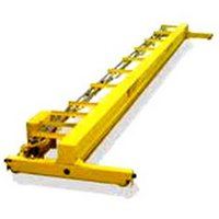 Single Girder E.O.T. Cranes
