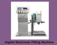 Digital Electronic Filling Machine