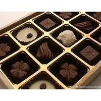 Butter Scotch Dark Chocolates