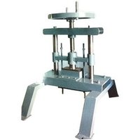 Camphor Slab Pressing Machine