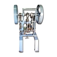 Camphor Tableting Machine