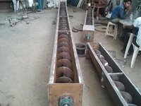Screw Conveyor For Coal Plant