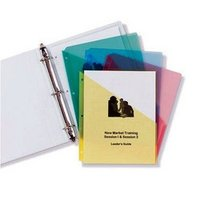 Notebook Pocket Folders