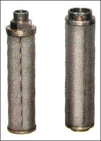 Woven Mesh Cylindrical M52 And M33 Filter Cartridges