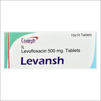 Antibiotic Levofloxacin 500 / 250