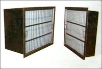 Flanged Type Air Filter