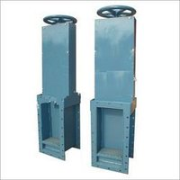 Pneumatic Cutoff Gates