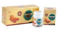 Red Ginseng Tablet Gold