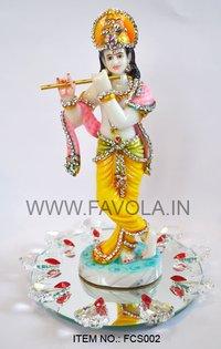 Lord Krishna Sculpture
