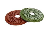 Convex Diamond Pads