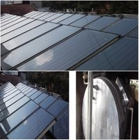 Solar Water Heater (4000 L)