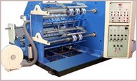 High Speed Heavy Duty Slitter Rewinder