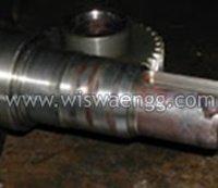 Male Shaft Key Way Repairing Service
