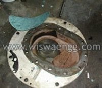 Bell Housing Bearing Area Repairing Service