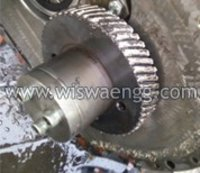 Male Shaft Gear Repairing Service