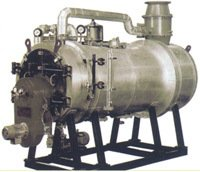 Steam Boiler Vertical