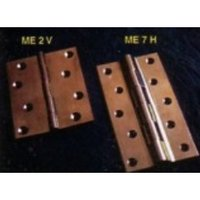 Brass Door Hinges ME-2V, 7 H