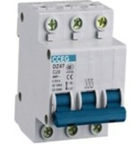 Miniature Circuit Breakers DZ47