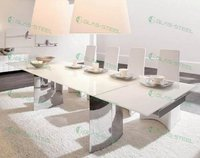 Modern Glass Dining Table BT999