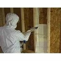 Sprayed Foam Insulation
