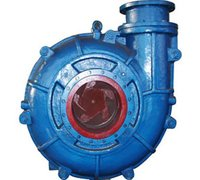 Rubber Lined Slurry Pump For Gold