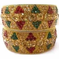 Fashionable Lakh Bangles