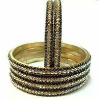 Lakh Brass Bangles