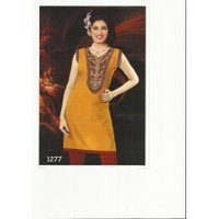 Cut Sleeve Ladies Kurtis