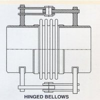 Hinged Bellows