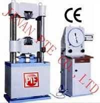 Analog Hydraulic Universal Testing Machine
