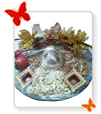 Dryfruit Elegant Packing Tray