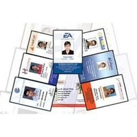 Plastic Photo ID Cards