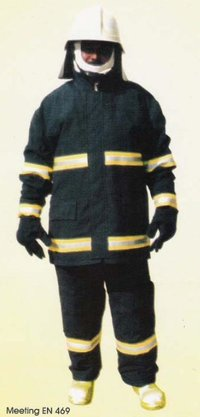 Fire Fighter Jacket And Pant