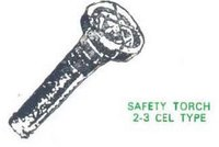 2-3 Cel Type Safety Torch