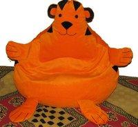 Tiger Bean Bags