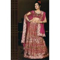 Fancy Embroidered Lehenga Choli