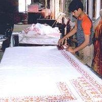Block Print Batik Fabric