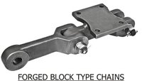Forged Block Type Chains