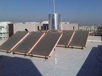 Pressurized Solar Heaters