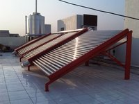 Commercial Solar Pressurized Water Heaters