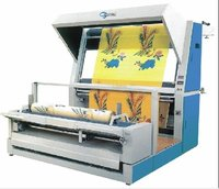 Woven Fabric Inspection Machine (Economic Type-For Denim Fabric Also) (St-Wfim)