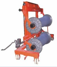 Top And Bottom Warp Beam Trolley-Hydraulic ( ST-HBT-06)