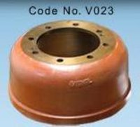 Heavy Duty Front Brake Drum