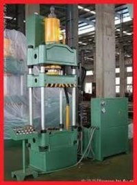 Single Action Four Piller Type Press