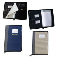Leatherite Chain Executive Folders