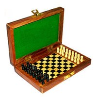 Square Chess Games