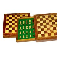 Square Magnetic Chess