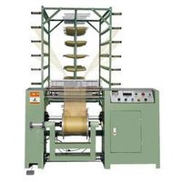 YTC W 301 Pneumatic Warping Machine