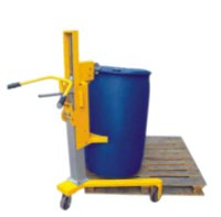 Hydraulic Drum Pallet Stacker
