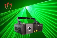3w Green Animation Laser Light